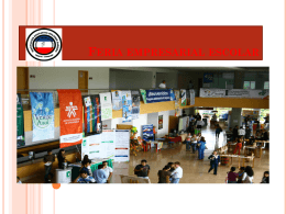 Feria empresarial escolar