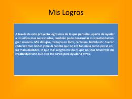 proyecto manualidades 2