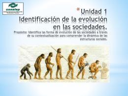 Contextualización de fenómenos sociales, políticos y económicos.