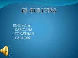 el bullyng 6b - sexto-b2