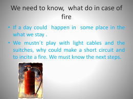 What do you en fire case