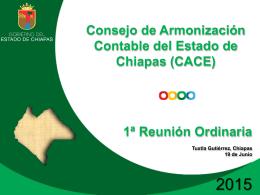 Presentación CACE