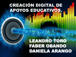 Diapositiva 1 - Repositorio Creacion Digital De Apoyos Educativos