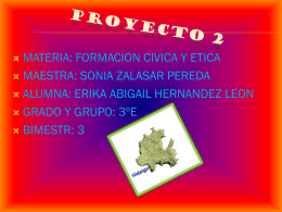PROYECTO 2 - civicayetica55