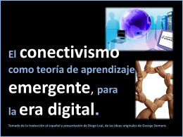 Conectivismo-Edu-2.0 - postitulodirectivoscapital