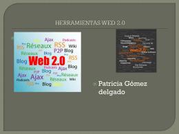 HERRAMIENTAS WED 2.0