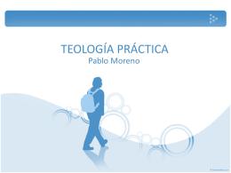 Teología Practica-Especializacion
