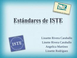 Semejanzas entre los estándares de los maestros de Puerto Rico y