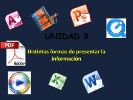 UNIDAD 3 - Wikispaces