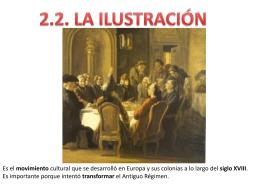 2.2. LA ILUSTRACIÓN