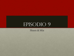 Episodio 9
