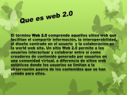 Que es web 2 (245496)
