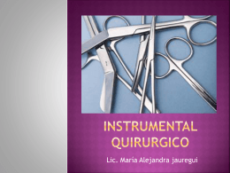 INSTRUMENTAL QUIRURGICO POWER (7234141)