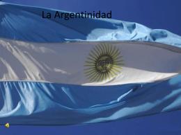 La Argentinidad