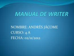 """Descarga - Andrés Jácome Colegio """"Antonio Ante"""""""