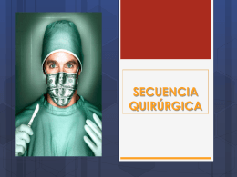 INTERVENCION QUIRÚRGICA