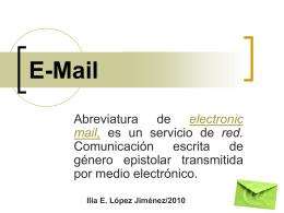 E-Mail - iliaenid