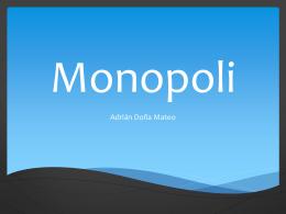 monopoli de azar