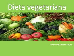 Ovo-lacto vegetarianos
