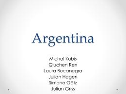 Argentina - Lengua y Cultura