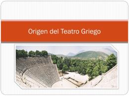 Origen del teatro griego (2298913)