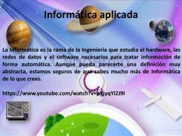 File - Tecnología & informática