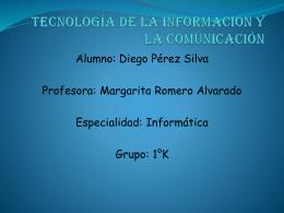 Tecnología de la Información y la Comunicación - JAVIER-HR