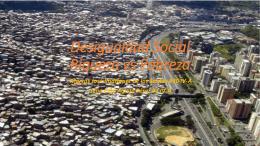 Desigualdad Social Riqueza vs Pobreza