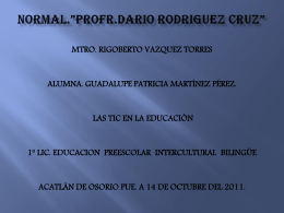 normal.*profr.dario rodriguez cruz