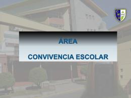 Convivencia Escolar - Fundación Educacional Mater Dei