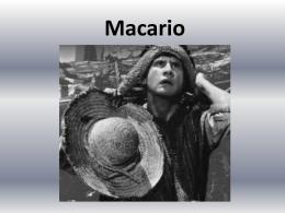 Macario - SenoraKaplan