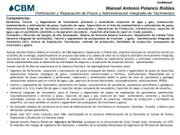 CV Manuel Polanco