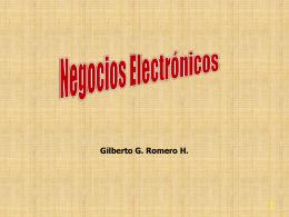NegociosElectronicos