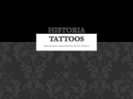Historia tattoos