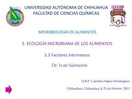 3.3 - FCQ-MicrodeAlimentos