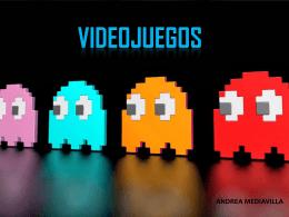 Andrea Mediavilla - Videojuegos - TICO