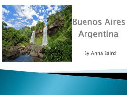 Argentina - 4J Blog Server