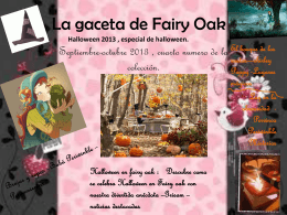 La gaceta de Fairy Oak 4