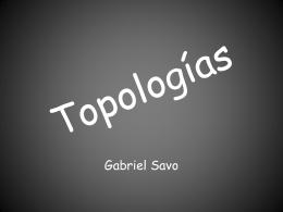 Topologias - teleprocesosm318