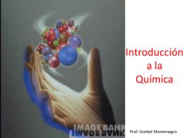 Introducción a la quimica