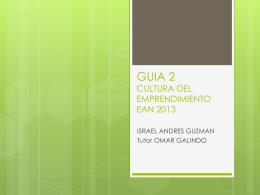 GUIA 2 - e portafolio andres guzman