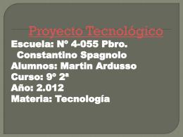 aspecto tecnologico martin ardusso.ppsx - Spagnolo-9-2