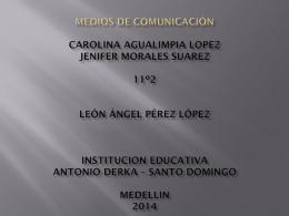 Grupo Carolina Agualimpia