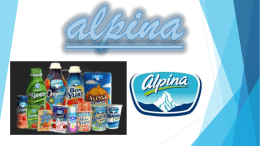 Exposicion Alpina