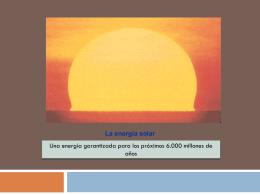 ecologia solar - Blog de ESPOL