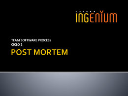 POST MORTEM - eee - Google Project Hosting