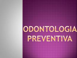 Odontologia preven