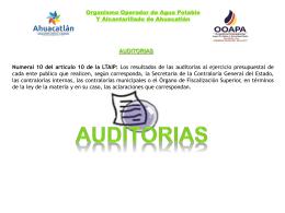 10_resultados_auditorias - OOAPA
