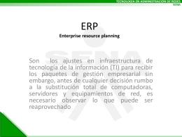 ERP - redesgrupo10tarde