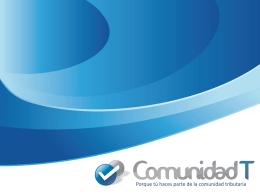 ComunidadT – Derecho tributario, IVA, GMF y